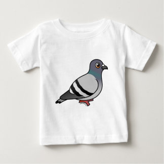 Cute Rock Pigeon Shirt
