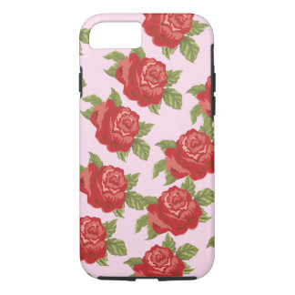Cute Rose iPhone Case