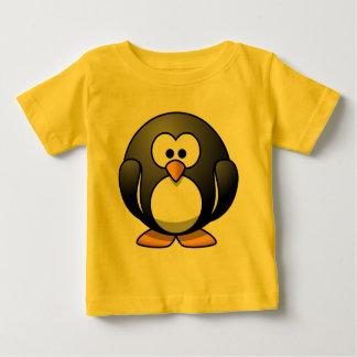 Cute Round Penguin Designs Baby T-Shirt