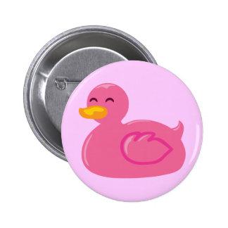 Cute Rubberducky 2 Inch Round Button