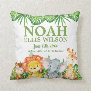 Baby Pillows Cushions Zazzle Ca
