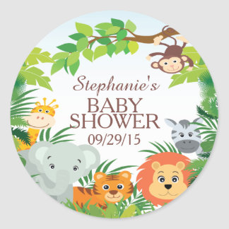 Jungle Baby Shower Invitation is best invitation template