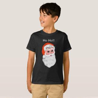 """Cute """"Santa Claus"""" Merry Christmas T-Shirt"""