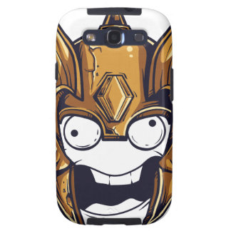 cute scary design samsung galaxy s3 covers