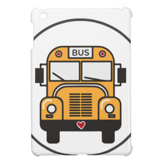 Cute School Bus Case For The iPad Mini