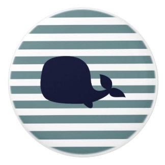 Cute Sea Animal Nautical Ocean Nursery Decor Ceramic Knob