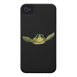 Cute sea turtle Case-Mate iPhone 4 case