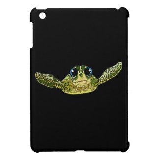 Cute sea turtle iPad mini case