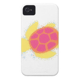 Cute Sea Turtle iPhone 4 Cases