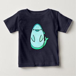 Cute Shark Design Baby T-Shirt