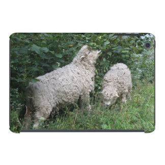 Cute Sheep Eating Leaves iPad Mini Case