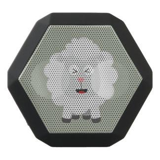 Cute Sheep kawaii Zxu64 Black Bluetooth Speaker