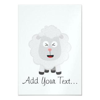 Cute Sheep kawaii Zxu64 Card
