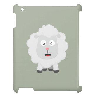 Cute Sheep kawaii Zxu64 Cover For The iPad 2 3 4