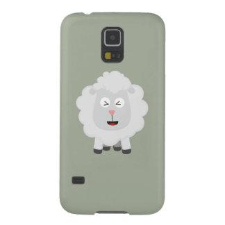 Cute Sheep kawaii Zxu64 Galaxy S5 Cover
