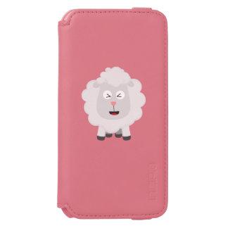 Cute Sheep kawaii Zxu64 Incipio Watson™ iPhone 6 Wallet Case