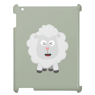 Cute Sheep kawaii Zxu64 iPad Covers