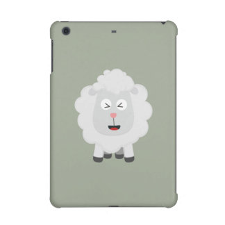 Cute Sheep kawaii Zxu64 iPad Mini Cover