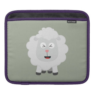 Cute Sheep kawaii Zxu64 iPad Sleeve