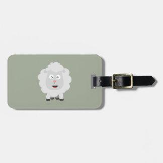 Cute Sheep kawaii Zxu64 Luggage Tag