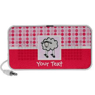 Cute Sheep PC Speakers
