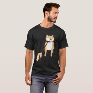 Cute Shiba Inu Shirt Nope
