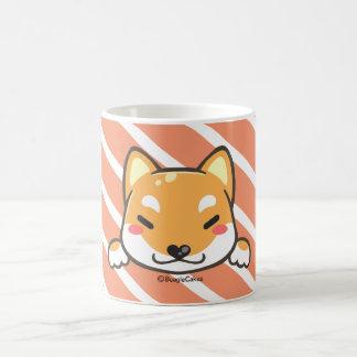 Cute Shiba Inu White Mug