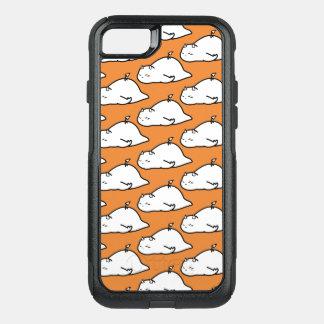 Cute Shy Devil in LOVE OtterBox Commuter iPhone 8/7 Case