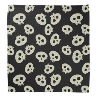 Cute Skeleton Kawaii Skull Pattern Bandana