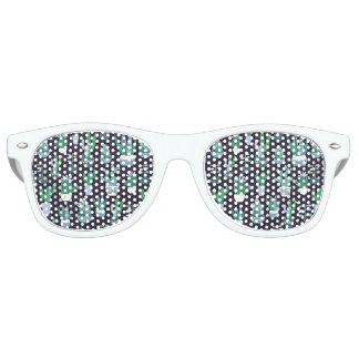 Cute sketchy illustration of cactus pattern sunglasses