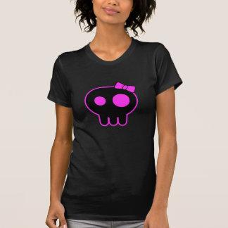Cute Skull Black Tee