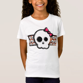 Cute skull with bow T-Shirt
