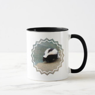 Cute Skunk Coffee Mug