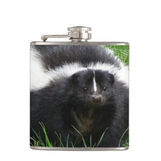 Cute Skunk Hip Flask