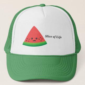 Cute Slice of Watermelon Trucker Hat
