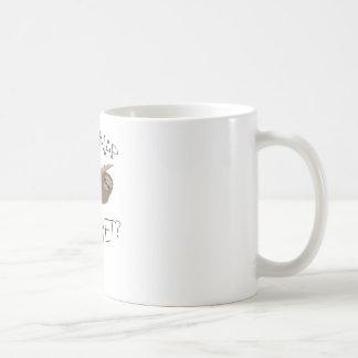 Cute Sloth- Is It Nap Time Yet Coffee Mug