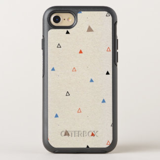 Cute small triangles iPhone OtterBox Case