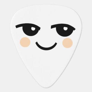 CUTE SMILEY FACE GUITAR PICK