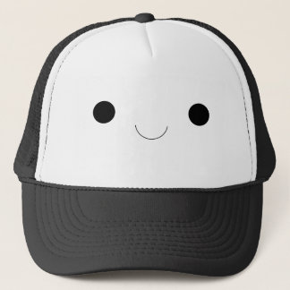 Cute Smiley Face Trucker Hat