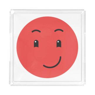 Cute Smiley trays