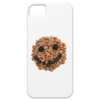 Cute Smiling Fruit and Cereal Face Case For The iPhone 5