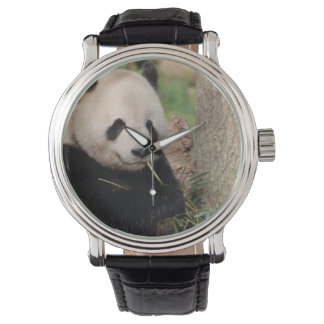 Cute Smiling Panda Watch