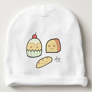 Cute Snacks - Baby Beanie