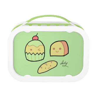 Cute Snacks - Kid's Lunchbag Lunch Box