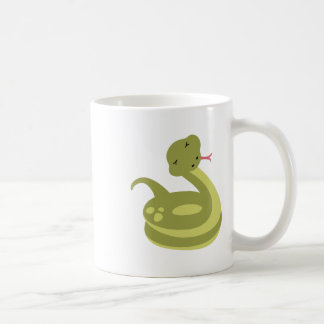 Cute Snake Coffee Mug