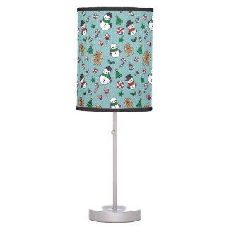 Cute Snow Pals lamp