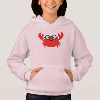 Cute Specky Crab Illustration