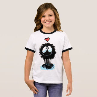 Cute Spider Shirt! Webber Loves You! Ringer T-Shirt