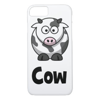 Cute Spotted Cow iPhone 7 Case