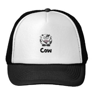 Cute Spotted Cow Trucker Hat